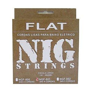 Encord Nig Baixo Flat NBF-801 4 Cordas 045/100