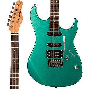 Guitarra Tagima Woodstock TG-510 MSG Verde Metalico