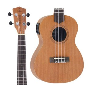 Ukulele Strinberg UK-06TE MGS Tenor Fosco Eletrico