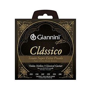 Encordoamento Giannini Classico Super Extra Pes GENWSXPA