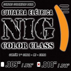 Encord Nig Guitarra 010 N-1642 Laranja