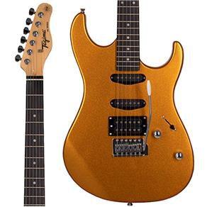 Guitarra Tagima Woodstock TG-510 MGY DF Escala Escura Dourada