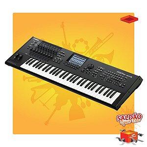 Teclado Sintetizador Yamaha MOTIF XF6 BRA