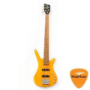 Baixo Warwick Corvette Basic 5 cordas Natural