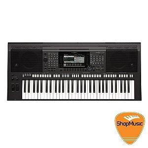 Teclado Yamaha PSR S 770 Arranjador Loja Shopmusic