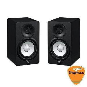 Monitor Ativo Yamaha HS7 Preto 95W (par)