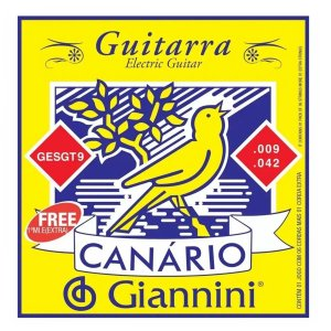 Encord Giannini Canario p/ Guitarra GESGT9