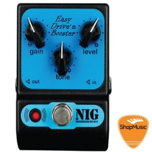 Pedal Nig Pocket PED Easy Drive N Booster