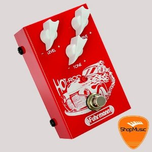 Pedal Fuhrmann HR01 Hot Rod