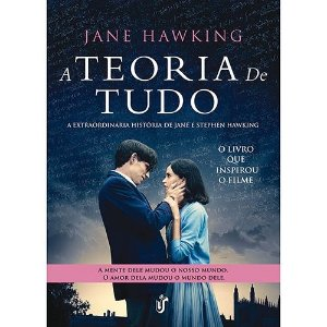 Livro A Teoria de Tudo - Jane Hawking
