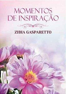 Livro Momentos de Inspiração - Zibia Gasparetto