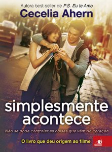 Livro Simplesmente Acontece - Cecelia Ahern