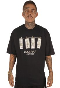 Camiseta Wanted - Dollar