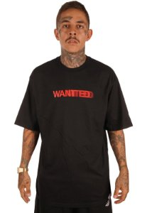 Camiseta Wanted - Motion