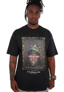 Camiseta Wanted - B.I.G