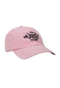 Polo Hat Wanted - Logo Pixo Rosa Claro