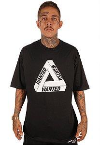 Camiseta Wanted - Escher