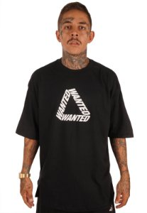 Camiseta Wanted - Escher 2