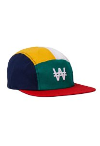 5panel Wanted - Nautical Green