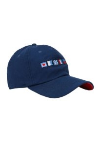 Polo Hat Wanted - Nautical Navy