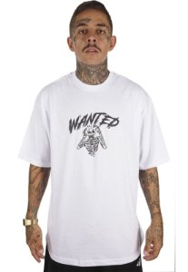 Camiseta Wanted - Skull Scream