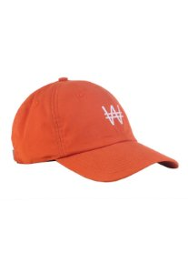 Polo Hat Wanted - W Orange