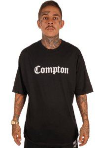 Camiseta Wanted - Compton