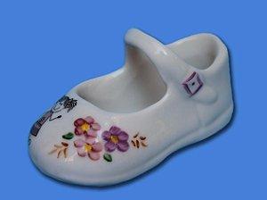 Sapatinho Boneca de Porcelana - 30 unidades