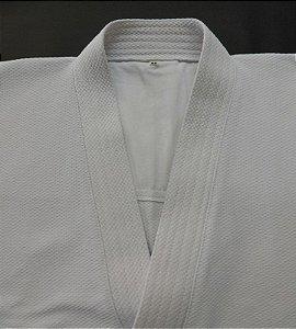 Dogui Aikido - 100% Algodão - Trancado leve - Conjunto