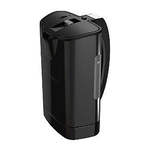 Chaleira Elétrica Brastemp Ative! (Preta) – Desligamento Automático (127V)