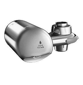 Purificador de Água de Torneira Facilite Cromado com Eficiência Bacteriológica - Consul CPE15A1