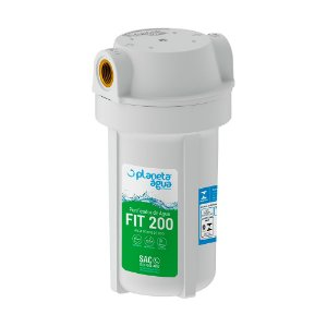Purificador de Água FIT 200 – Com Rosca de 1/2 para Ponto de Uso (Bebedouros, Cozinha e Outros)