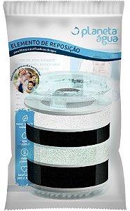 Filtro Refil Purik Etapas para Purificadores de Água Purific (Similar) – 1093A