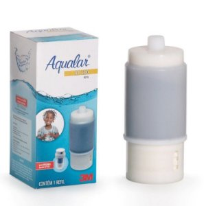 Filtro Refil Aqualar AP200 para Purificador de Água 3M (Original)