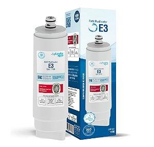 Filtro Refil E3 para Purificador de Água IBBL – C+3 (Certificado)