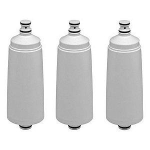 Kit com 3 Filtros Refil Aquapurity para Purificador de Água 3M (Original)