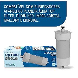 Filtro Refil Top Filter para Purificadores de Água – Mallory, Mondial e outros (Similar)