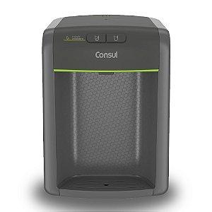 Purificador de Água Consul CPB34AF Cinza C/ Eficiência Bacteriológica -  Refrigerado (Bivolt)