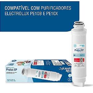 Kit 03 - Filtro Refil Prolux EP para Purificador de Água Electrolux – PE10B e PE10X (Certificado)