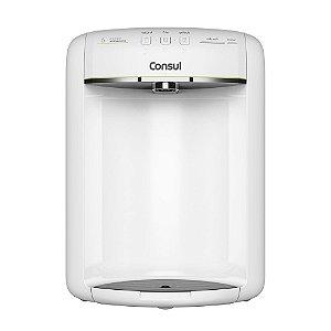 Purificador de Água Consul CPB36AB C/ Eficiência Bacteriológica e 3 Níveis de Temperatura - Refrigerado por Compressor (127V)