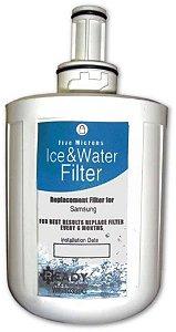 Filtro Refil Interno Ready WF-10399C para Geladeira Refrigerador Side By Side – Samsung (Importado)