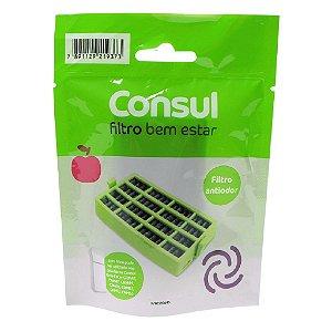 Filtro Desodorizador e Antibactéria CR801AX Para Geladeiras Consul