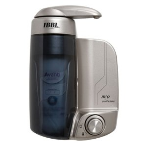 Purificador de Água IBBL Mio Prata Com 03 Estágios de Filtragem