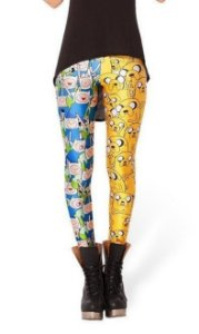 Legging Adventure Time - Finn e Jake