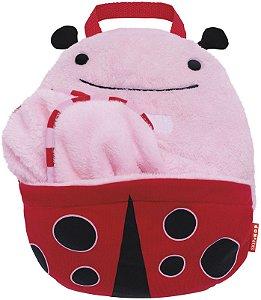 Cobertor Infantil, Skip Hop Zoo, tema Joaninha