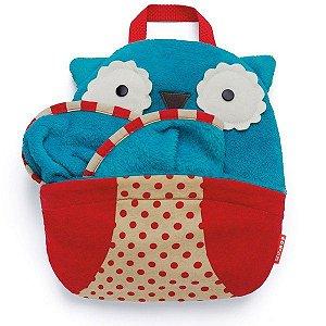Cobertor Infantil, Skip Hop Zoo, tema Coruja