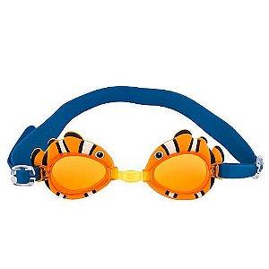 Óculos de natação infantil da Stephen Joseph, Peixe Palhaço