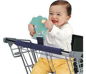 Protetor de Carrinho de Supermercado, Buggy Buddy, Jolly Jumper