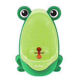 Mictório Infantil Menino Sapinho Verde Buba Baby