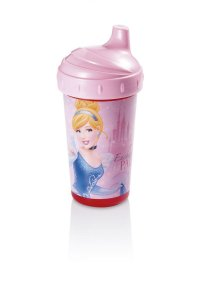 Copo Com Bico Rigido Princesas - Multikids - BB081